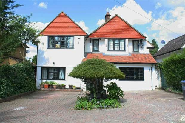 6 Bedrooms Detached House for sale in 7 Richings Way, Richings Park, Buckinghamshire