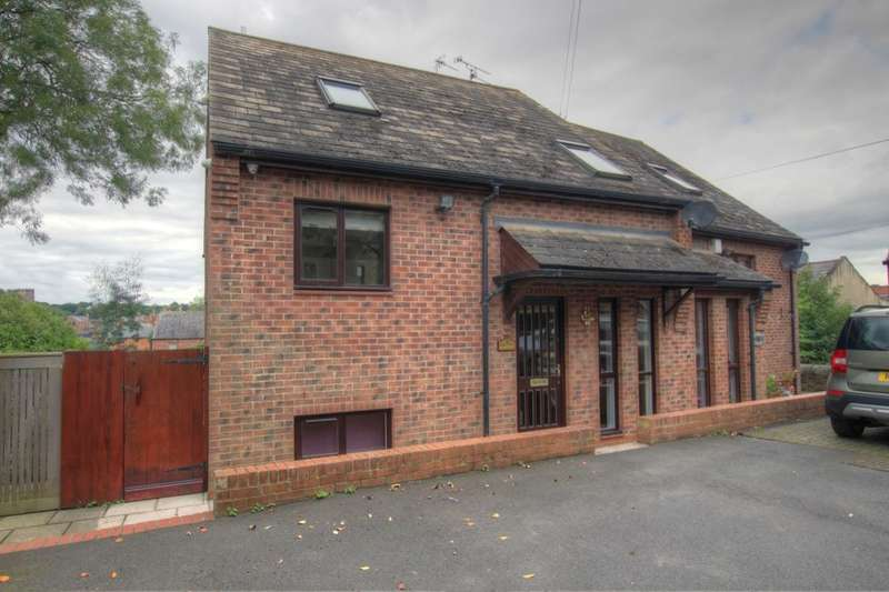 4 Bedrooms Semi Detached House for rent in Belle Vue Court Claypath, Durham, DH1