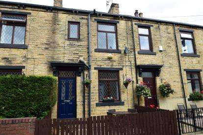 2 Bedrooms Terraced House for sale in Hudson Street, Farsley, Pudsey, West Yorkshire