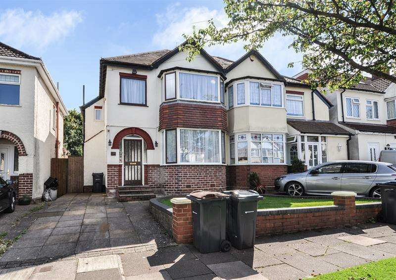3 Bedrooms Semi Detached House for sale in Chelston Road, Northfield, Birmingham