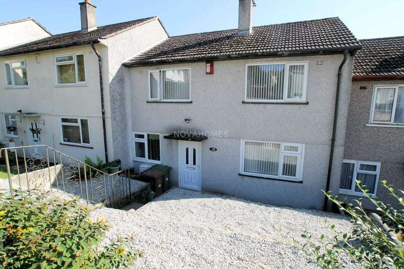 3 Bedrooms Terraced House for sale in Conrad Road, Manadon, PL5 3HL
