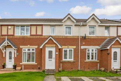 2 Bedrooms Terraced House for sale in Aultmore Drive, Carfin, Motherwell, North Lanarkshire