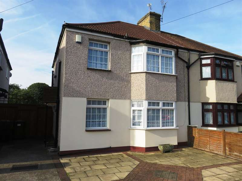 3 Bedrooms Semi Detached House for sale in Westbrooke Road, Welling, Kent, DA16 1PS