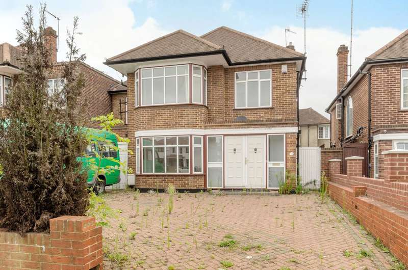4 Bedrooms House for sale in Sudbury Court Drive, Harrow, HA1