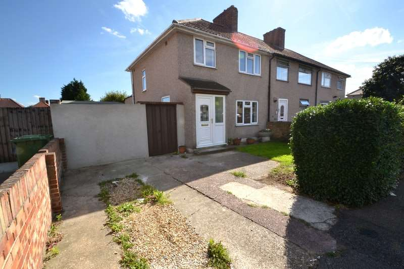 3 Bedrooms End Of Terrace House for sale in Bentry Road, Dagenham, Essex, RM8
