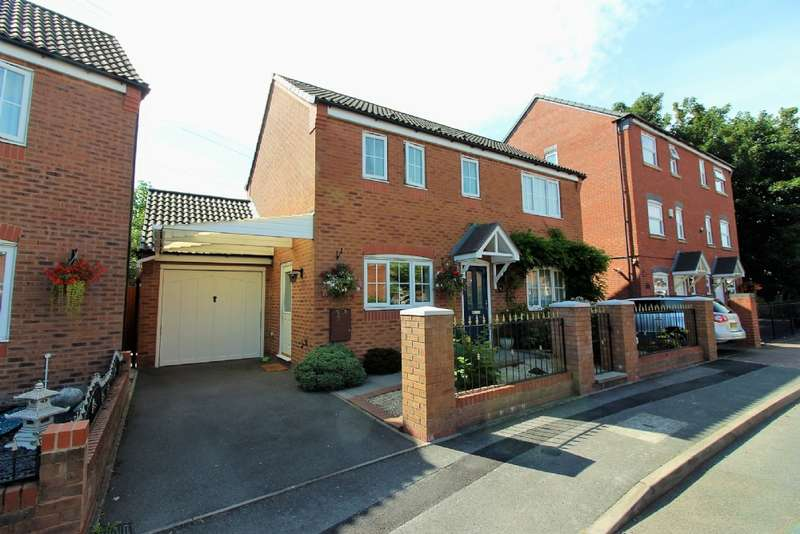 3 Bedrooms Detached House for sale in Princethorpe Road, Willenhall