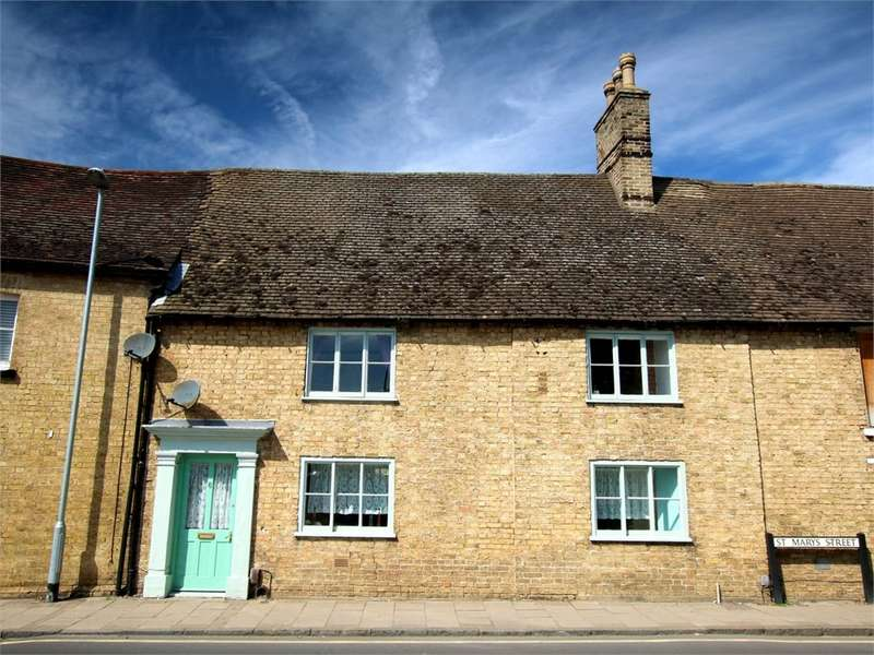 2 Bedrooms Terraced House for sale in Eynesbury, ST NEOTS