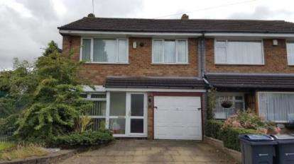 3 Bedrooms Semi Detached House for sale in Yorkbrook Drive, Sheldon, Birmingham, West Midlands