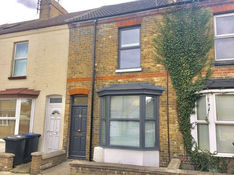 3 Bedrooms Terraced House for sale in Essex St, Whitstable, CT5