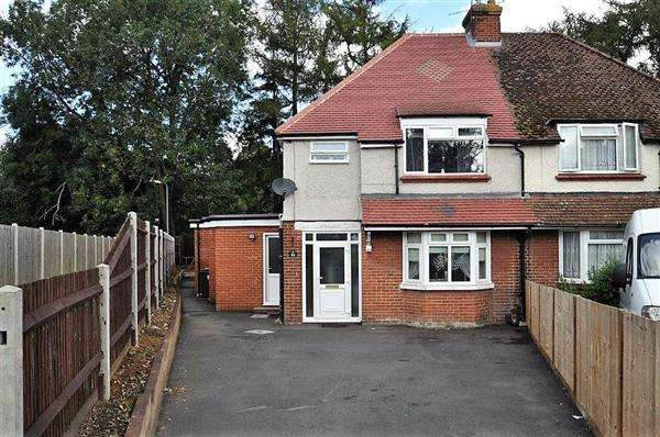 4 Bedrooms Semi Detached House for sale in Maidstone ME15