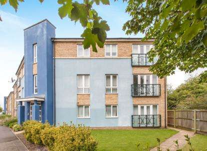 2 Bedrooms Flat for sale in Cambridge, Cambridgeshire, United Kingdom