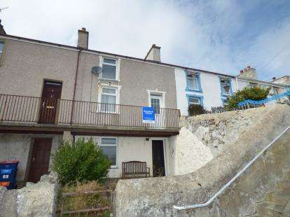 2 Bedrooms Terraced House for sale in Pump Street, Holyhead, Anglesey, LL65
