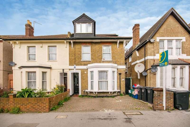 Studio Flat for rent in Kidderminster Road, Croydon, CR0