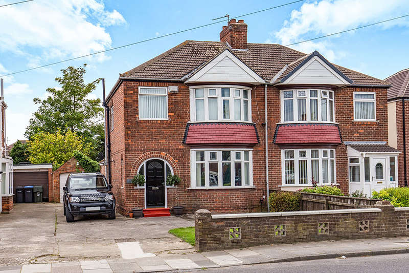 3 Bedrooms Semi Detached House for sale in Mandale Road, Middlesbrough, TS5
