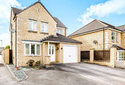 3 Bedrooms Detached House for sale in Orchid Grove, Netherton, Huddersfield, West Yorkshire