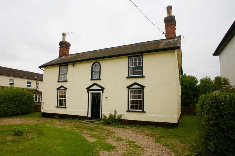 3 Bedrooms Detached House for sale in Mill House, Eye Road, Eye, Suffolk, IP23