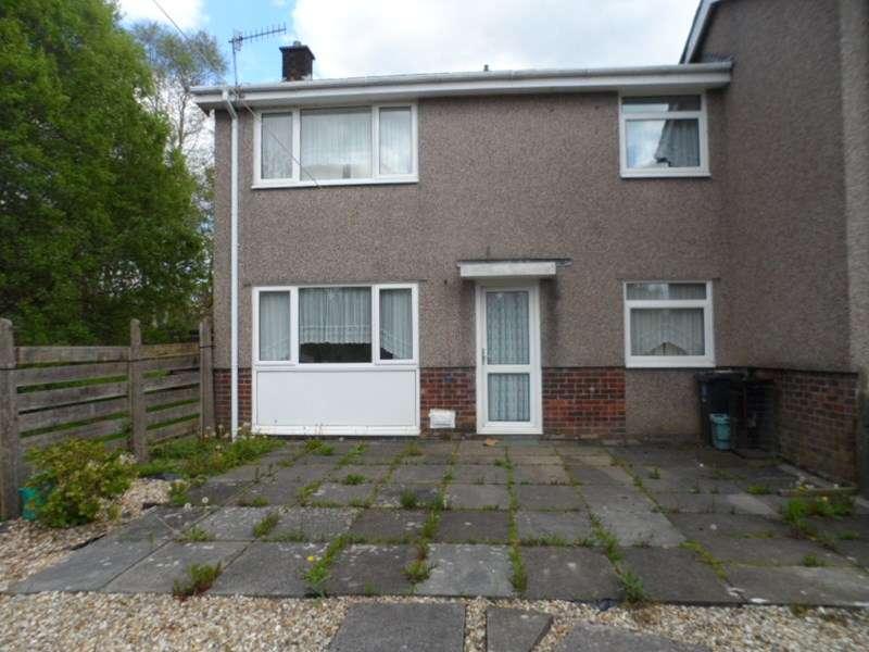 2 Bedrooms Semi Detached House for sale in Min Y Rhos, Ystradgynlais, Swansea