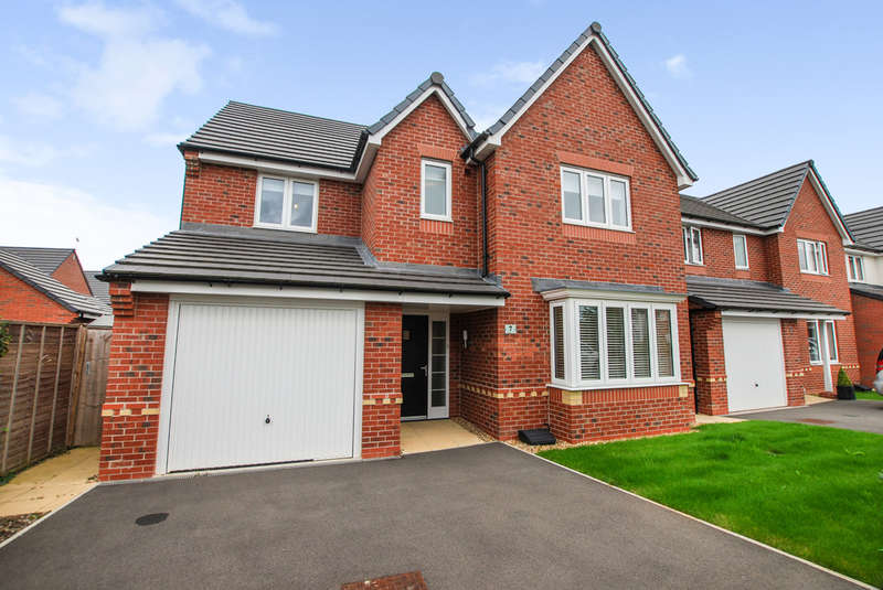 4 Bedrooms Detached House for sale in Beeby Way, Broughton