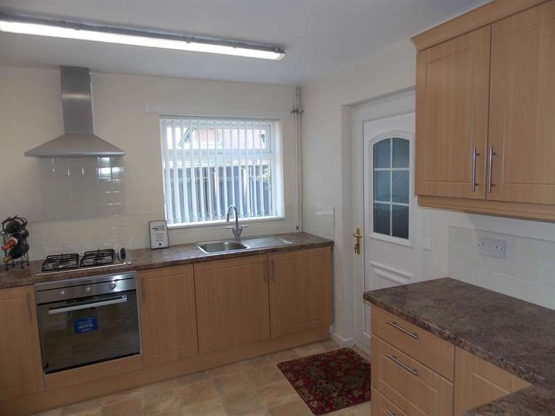 2 Bedrooms Semi Detached House for sale in Bramwith Avenue, Middlesbrough, TS3 7HG