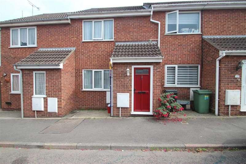 2 Bedrooms Terraced House for sale in Westridge Way, Great Clacton