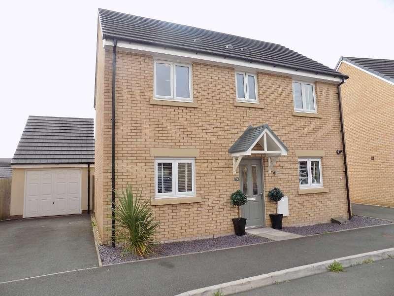 3 Bedrooms Detached House for sale in Ffordd Y Grug , Coity, Bridgend. CF35 6BQ