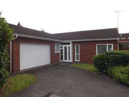 3 Bedrooms Bungalow for sale in Eccleston Close, Birchwood, Warrington, Cheshire