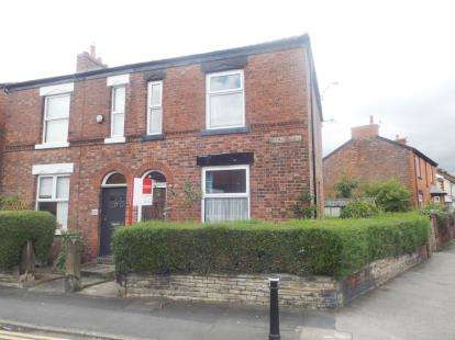 3 Bedrooms Semi Detached House for sale in Chapel Street, Hazel Grove, Stockport, Cheshire