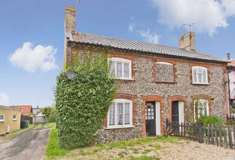 3 Bedrooms End Of Terrace House for sale in Brandon Road, Watton