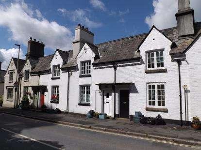 2 Bedrooms Terraced House for sale in Tavistock