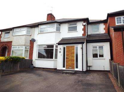 5 Bedrooms Semi Detached House for sale in North Drive, Leicester, Leicestershire, England