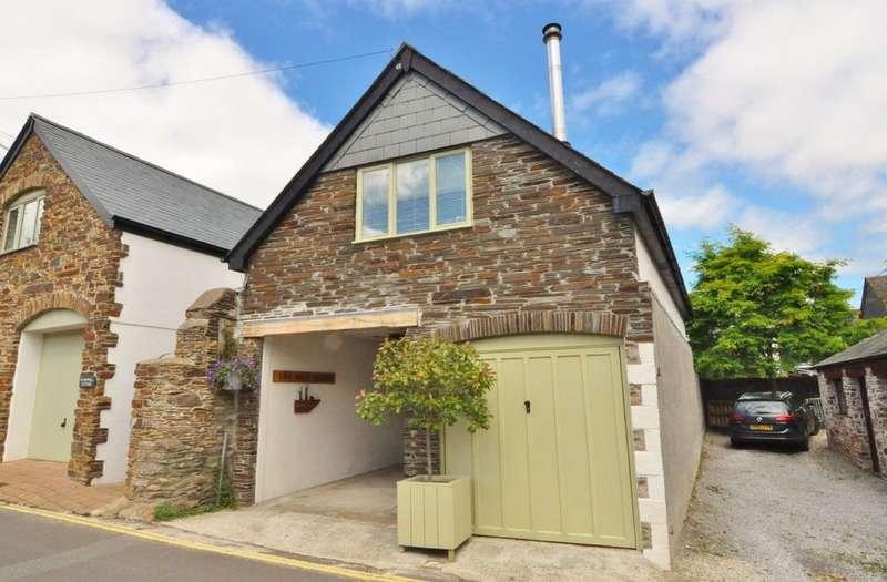 1 Bedroom Unique Property for sale in Church Lane, Modbury, South Devon