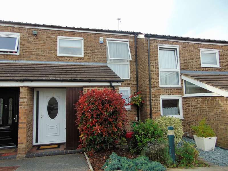 3 Bedrooms Terraced House for sale in Fairacres, Bardolph Avenue, Croydon, CR0 9JY