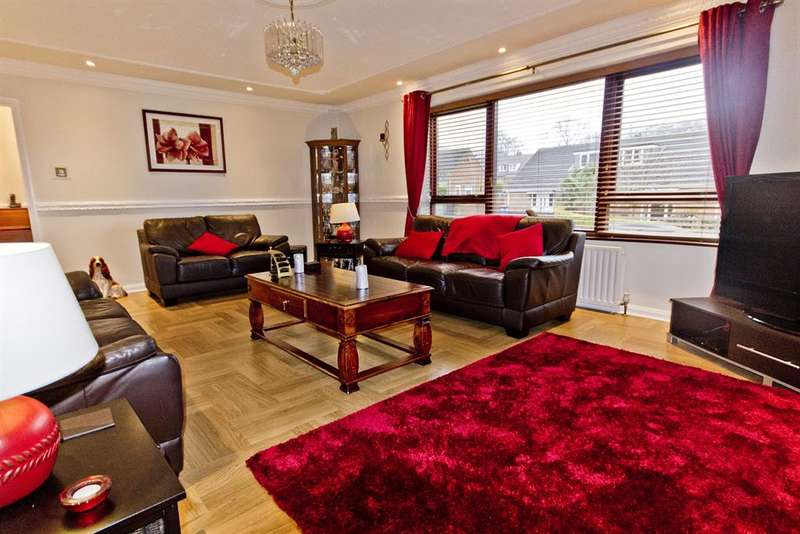 4 Bedrooms Detached Bungalow for sale in Forest Drive, Ormesby, Middlesbrough, TS7 9HX