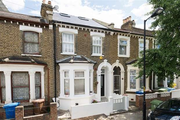 2 Bedrooms Flat for sale in Ulverscroft Road, East Dulwich