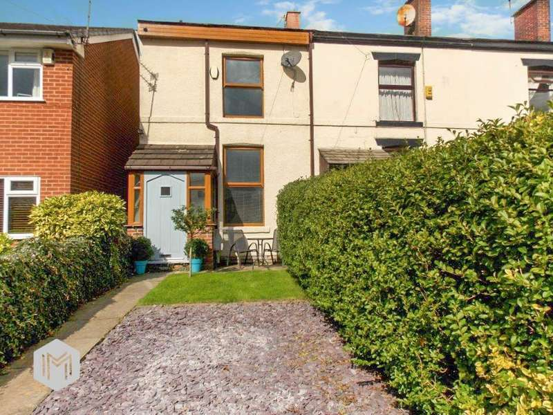 2 Bedrooms Terraced House for sale in Higher Shady Lane, Bromley Cross, Bolton, BL7