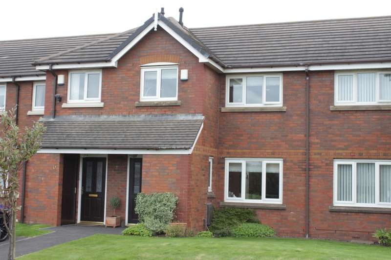 3 Bedrooms Terraced House for sale in Eastgate close, St Annes on sea, Lancashire, FY8