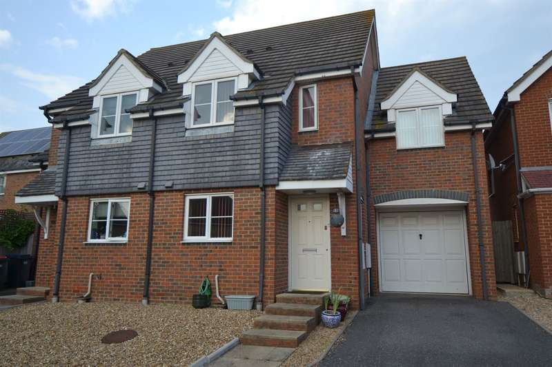 3 Bedrooms Semi Detached House for sale in Emelina Way, Whitstable