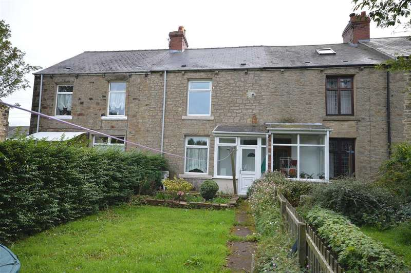 3 Bedrooms Terraced House for sale in North Terrace, Stanley