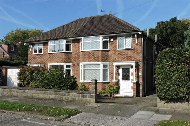 3 Bedrooms Semi Detached House for rent in Norbury Close, Wirral, Merseyside