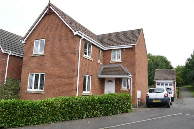 4 Bedrooms Detached House for sale in Stinford Leys, MARKET HARBOROUGH, Leicestershire