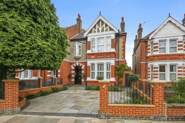 5 Bedrooms Semi Detached House for sale in Creffield Road, Ealing Common