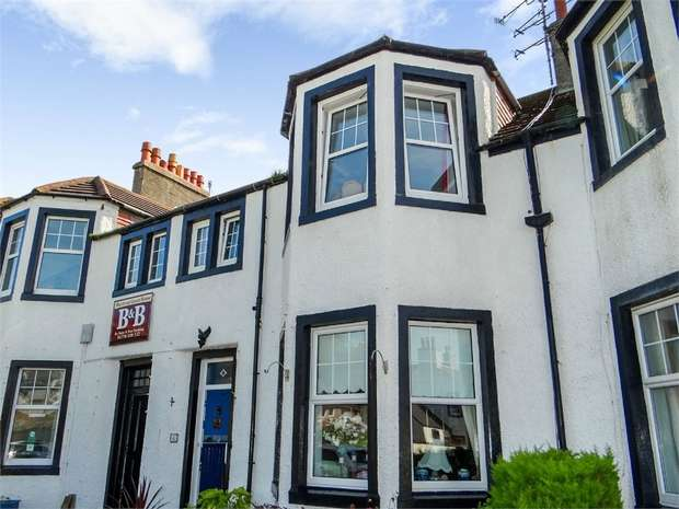 3 Bedrooms Terraced House for sale in Blair Terrace, Portpatrick, Stranraer, Dumfries and Galloway