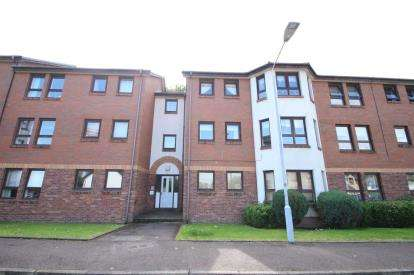 2 Bedrooms Flat for sale in Polsons Crescent, Paisley