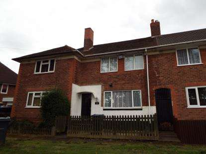 3 Bedrooms Terraced House for sale in Alwold Road, Weoley Castle, Birmingham, West Midlands