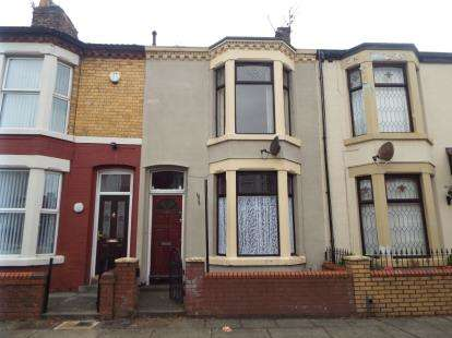 3 Bedrooms Terraced House for sale in June Road, Liverpool, Merseyside, England, L6