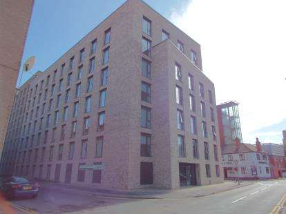 1 Bedroom Flat for sale in Flat 73, 56 Gateway Street, Leicester, Leicestershire