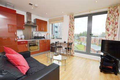 1 Bedroom Flat for sale in Echo Central, Cross Green Lane, Leeds, West Yorkshire
