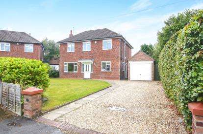 4 Bedrooms Detached House for sale in Welton Close, Wilmslow, Cheshire, .