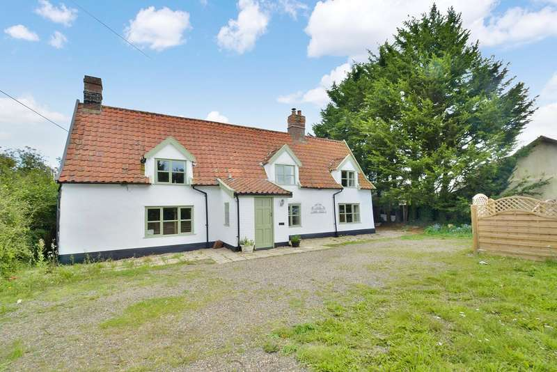 4 Bedrooms House for sale in Diss Road, Winfarthing