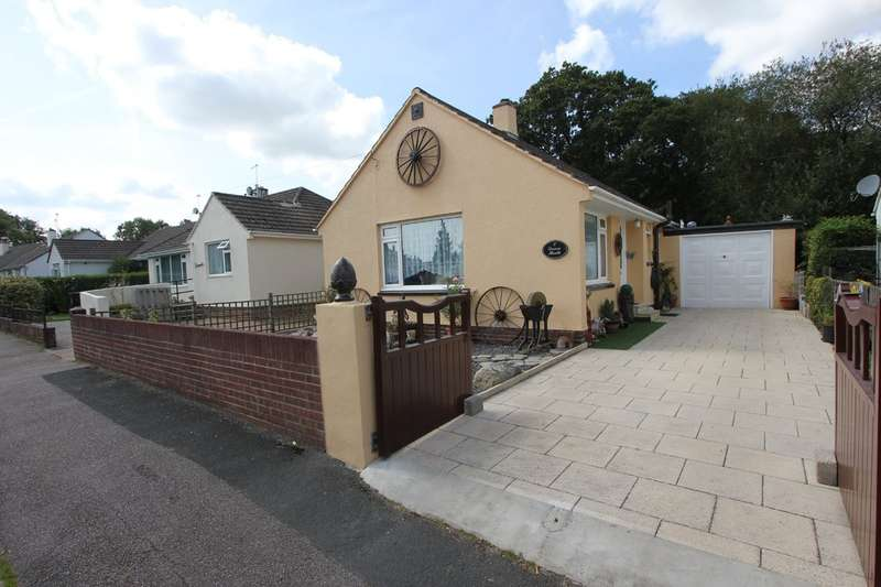 2 Bedrooms Detached Bungalow for sale in Devon Heath, Chudleigh Knighton